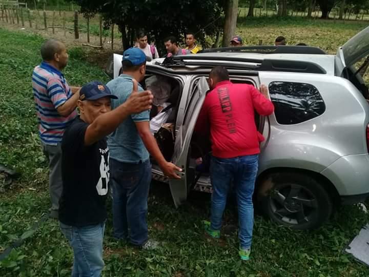 Tragedia en carreteras del Magdalena