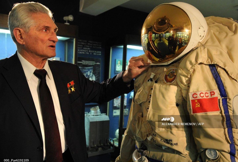 Boris Volinov, cosmonauta soviético