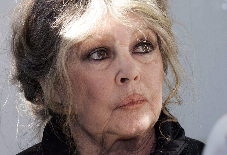 La actriz francesa Brigitte Bardot