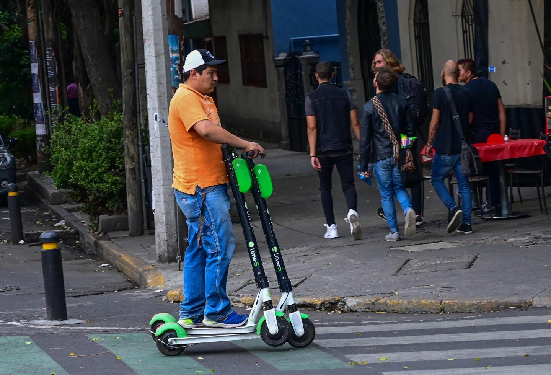 Este vehículo es una alternativa amigable con el medio ambiente.