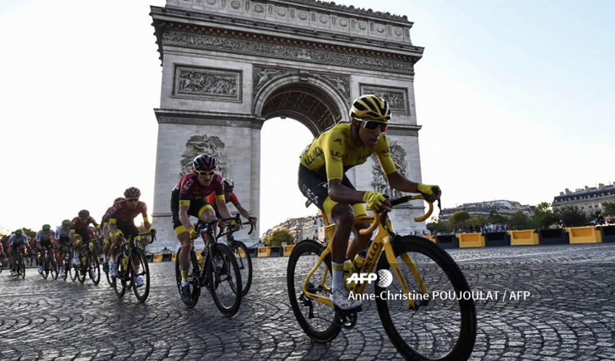 El nuevo equipo de ciclismo que surgiría en honor a Egan y Nairo - RCN Radio