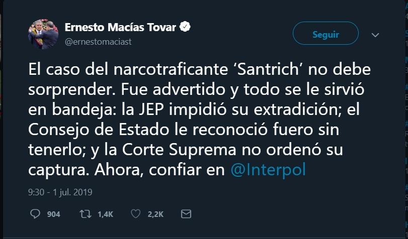 Macías Interpol
