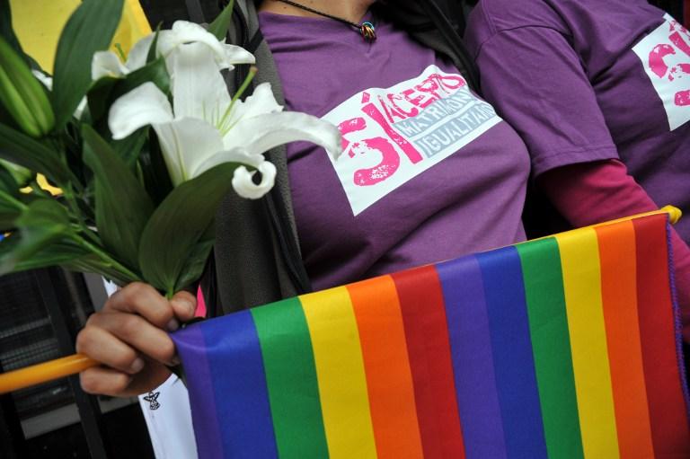 El matrimonio homosexual es legal en Colombia, desde 2013