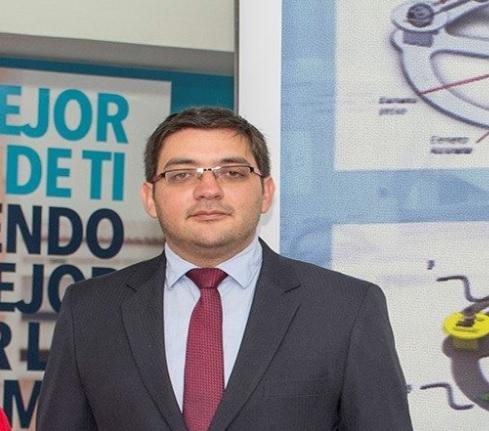 Profesor José Luis Ramírez Arias.