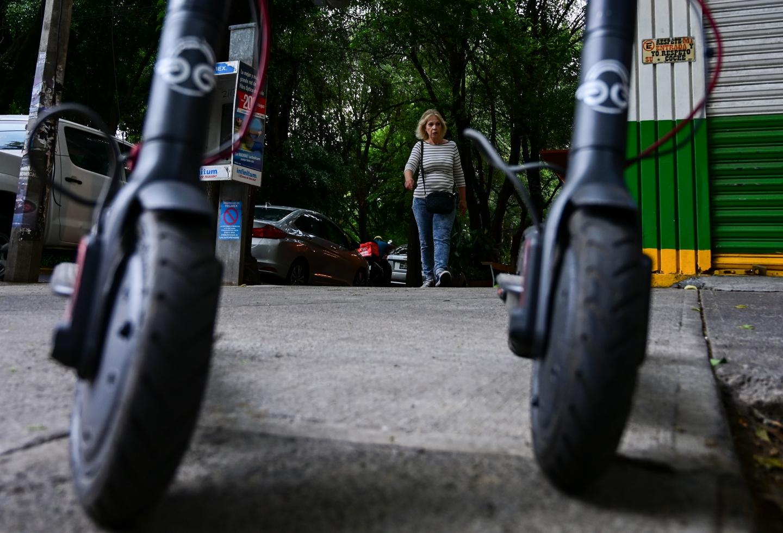 Varias personas ya han sido afectadas por usuarios de Scooters