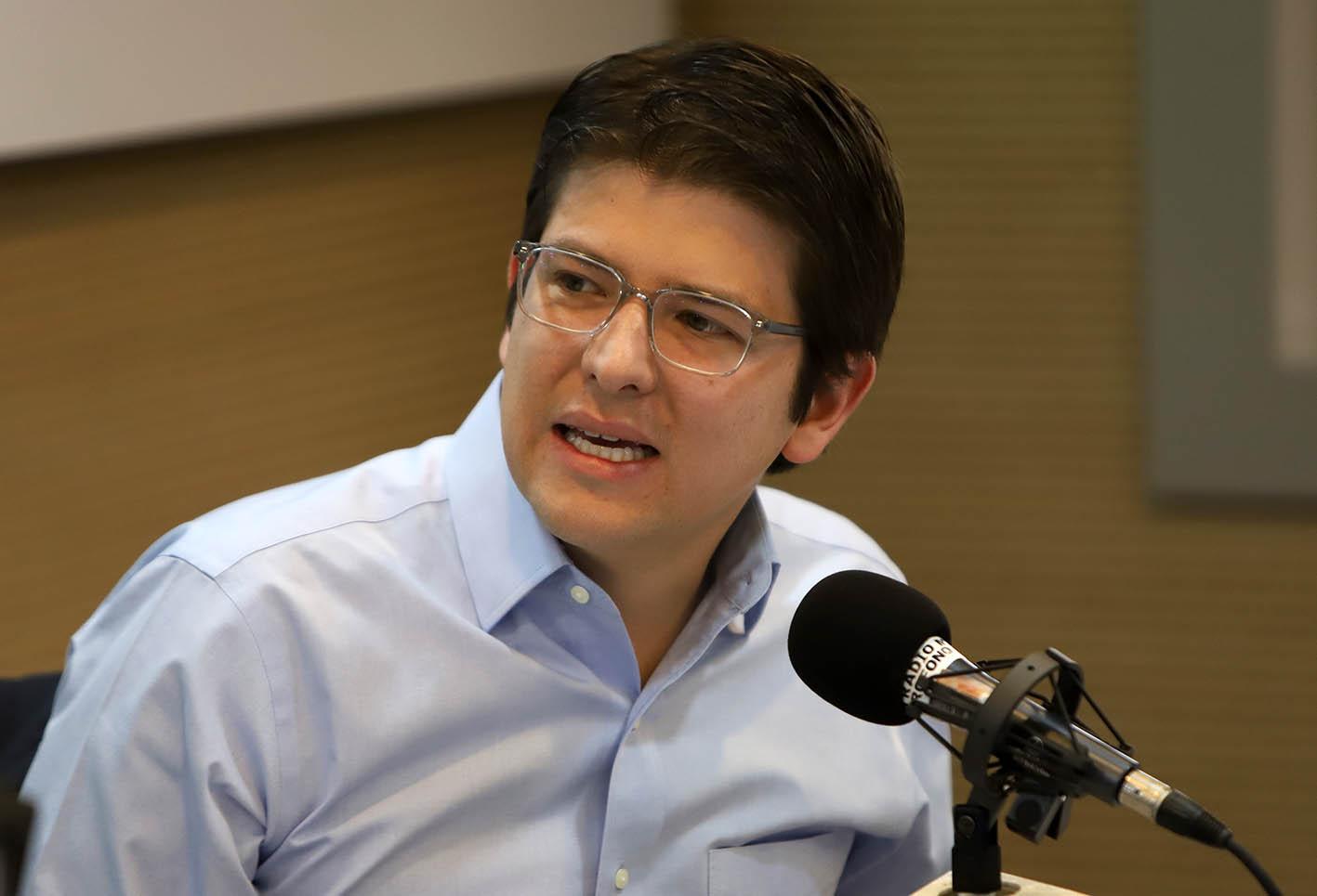 Miguel Uribe Turbay / Debate alcaldia RCN Radio