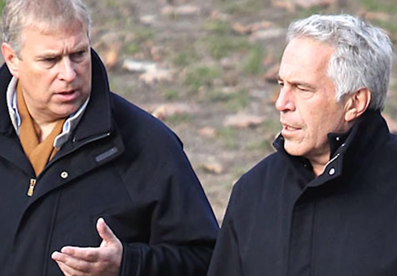 El príncipe Andrés y Epstein