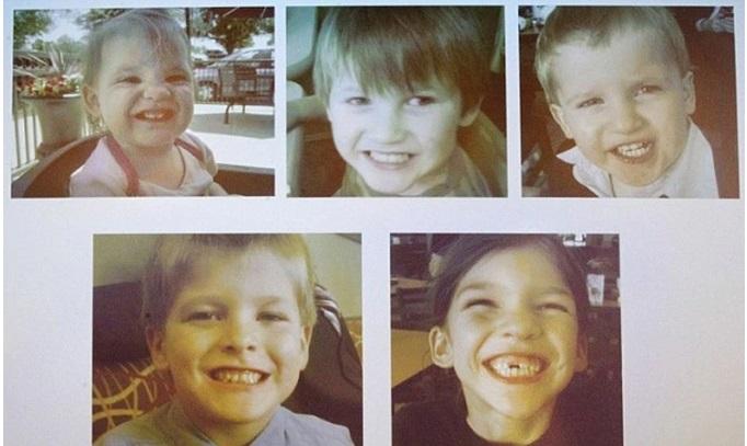 Niños asesinados por su padre