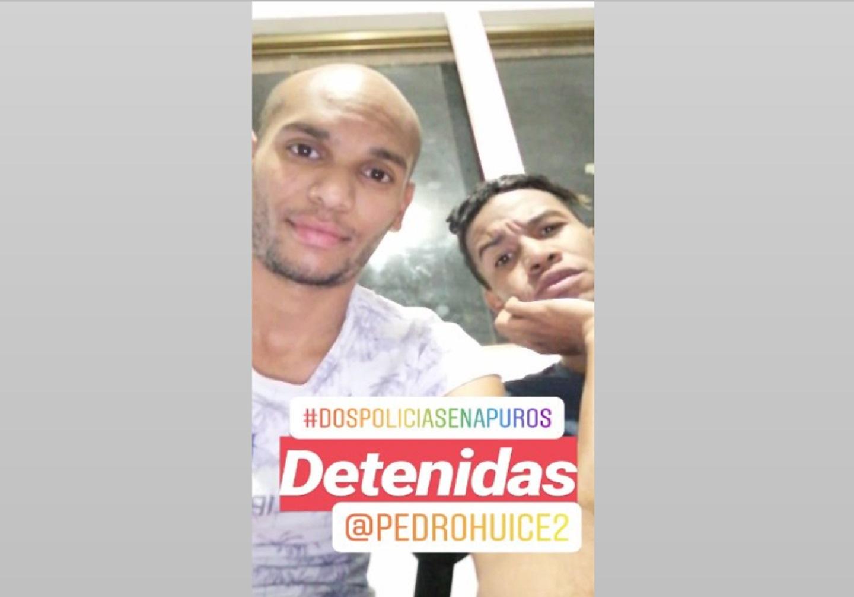 Actores detenidos en Venezuela