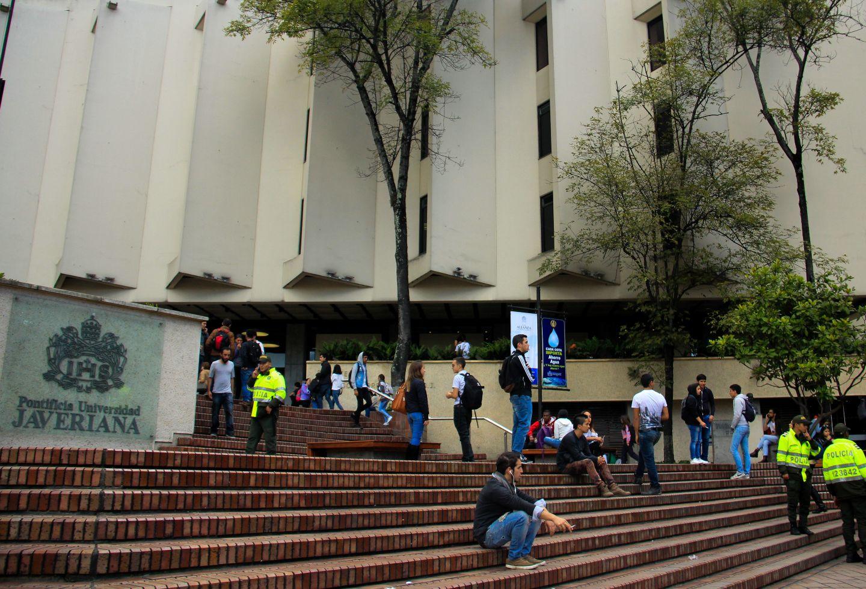 Universidad Javeriana suspendió todas sus clases | RCN Radio