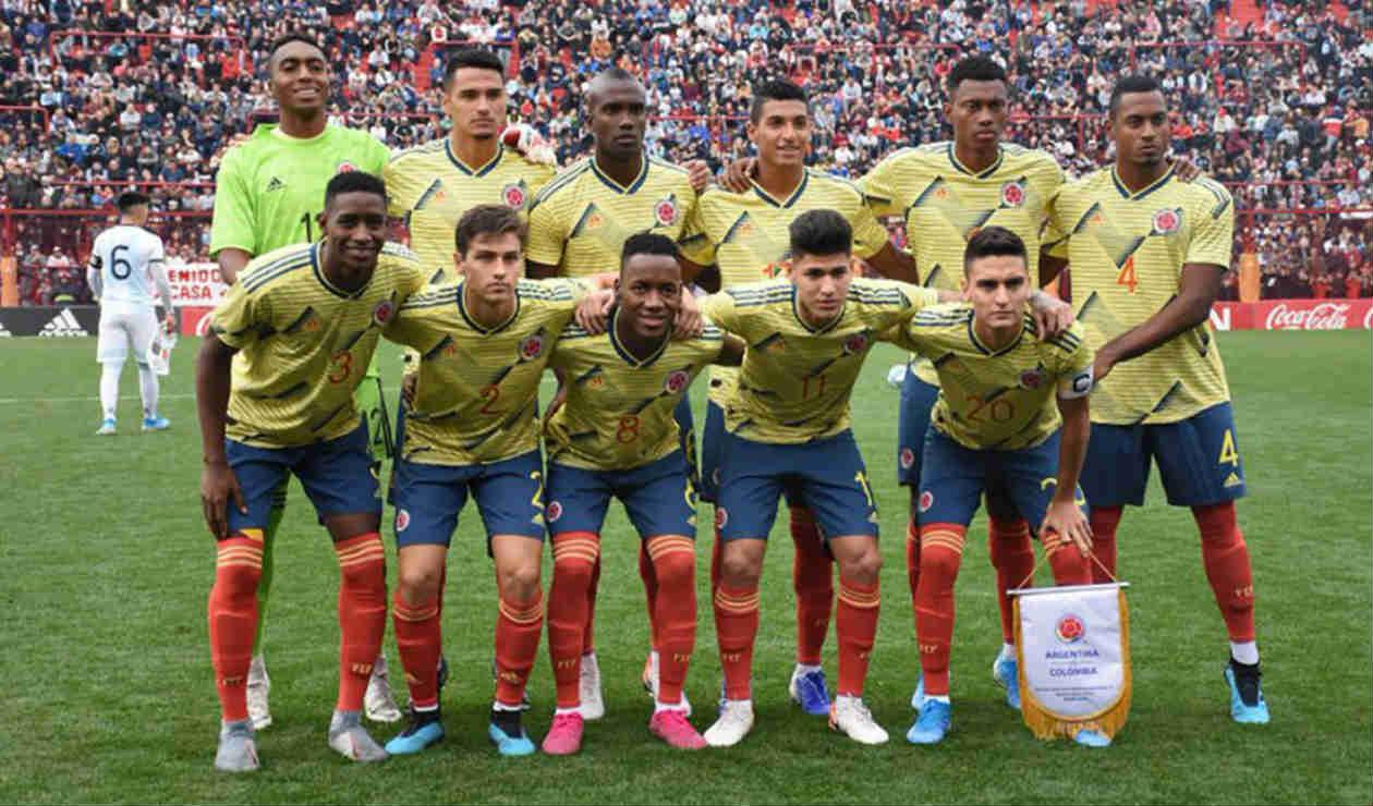 Horarios y fechas de Selección Colombia en el Preolímpico sub-23 | RCN Radio