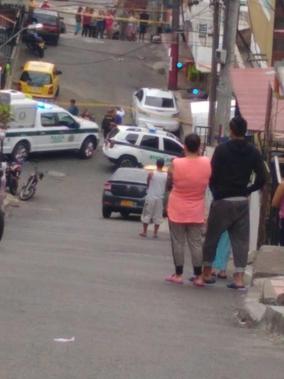 Doble homicidio de ciudadanos venezolanos en Medellín