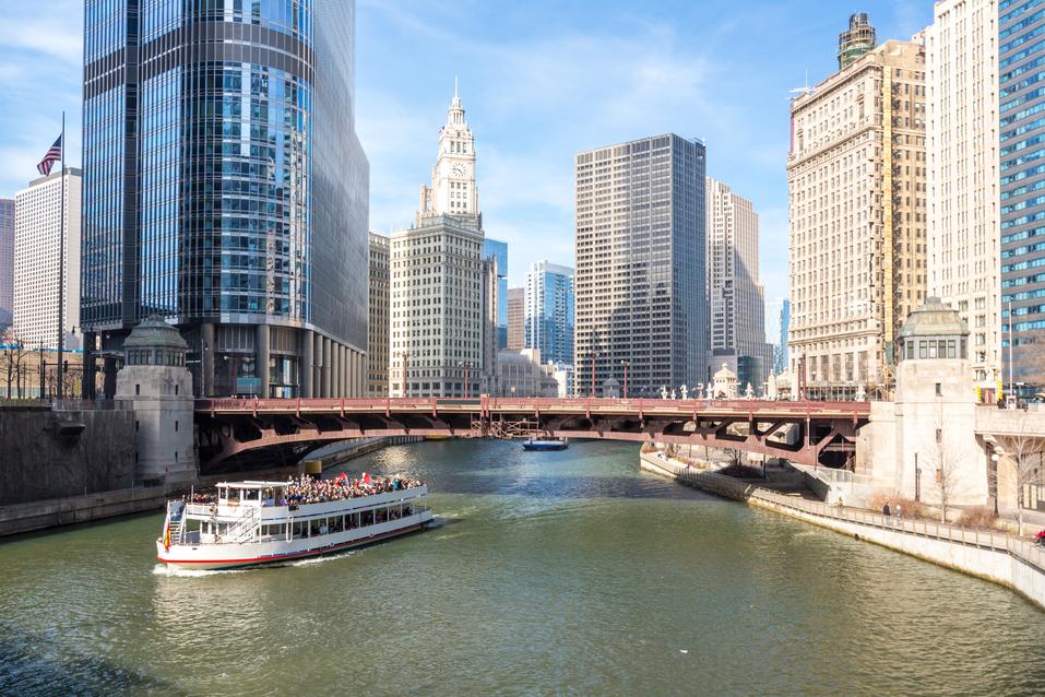 La ciudad de Chicago, en Estados Unidos