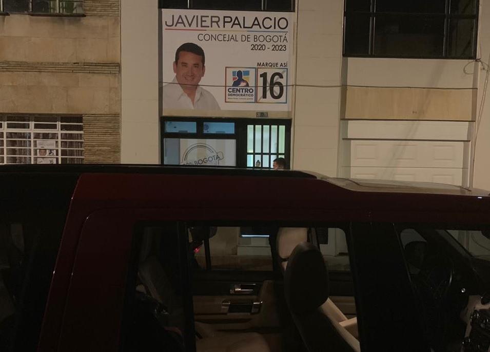 Sede de Campaña Javier Palacio al Concejo de Bogotá