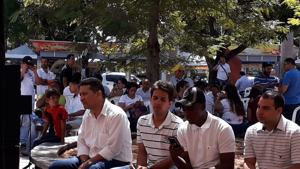 Protestas de maestros de Tuluá.