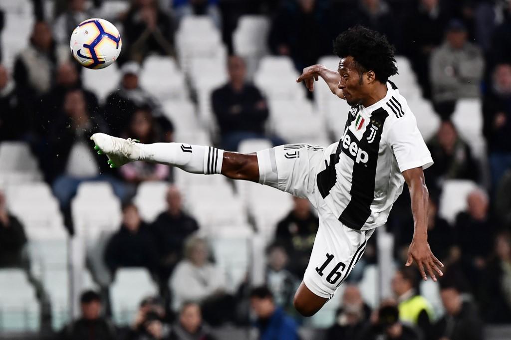 Cuadrado fue expulsado en el partido que perdió la Juventus | RCN Radio