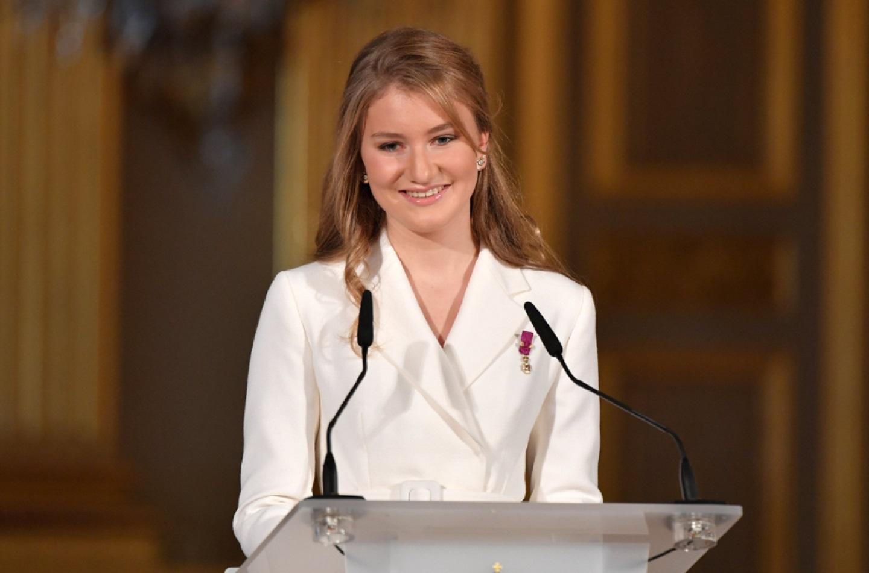La princesa Isabel de Brabante