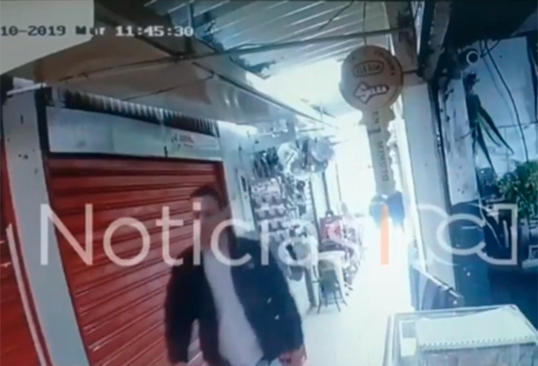 El sujeto que manejaba la moto en la cual escapó la excongresista Aida Merlano
