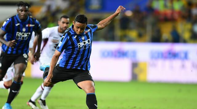 Luis Fernando Muriel marcó gol en triunfo de Atalanta en Champions | RCN Radio