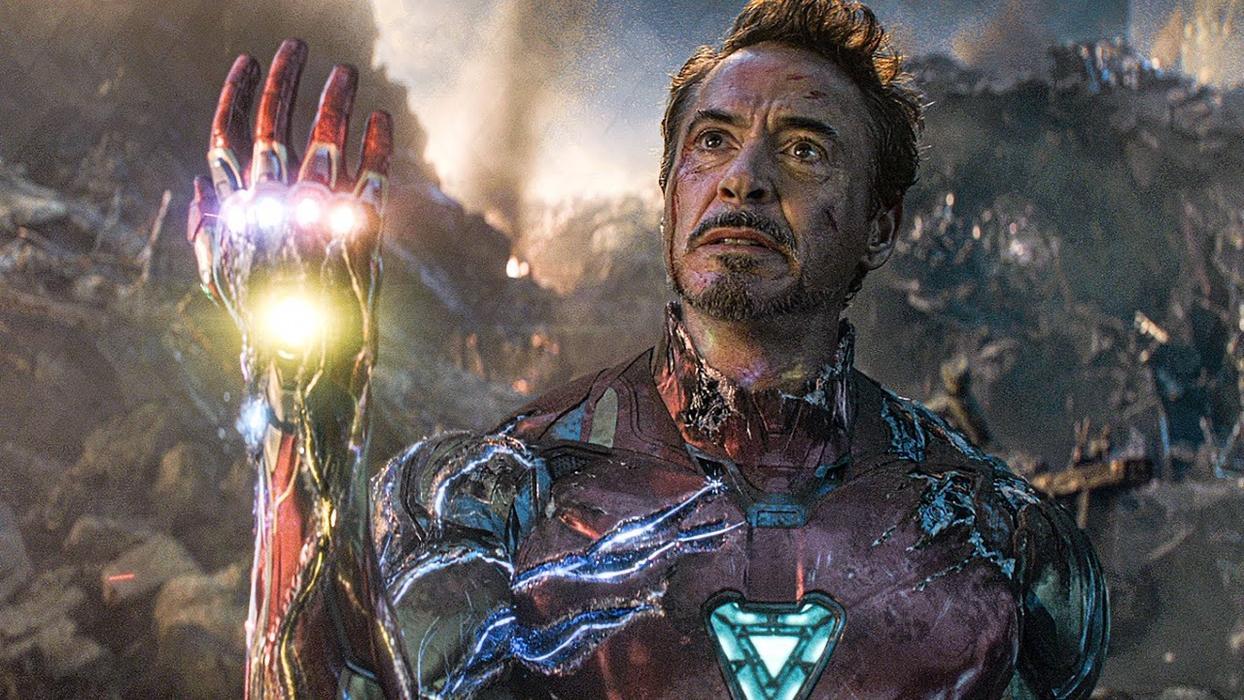 Tony Stark coronavirus joe russo antonhy russo