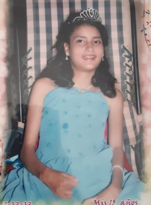 15 años de Linda