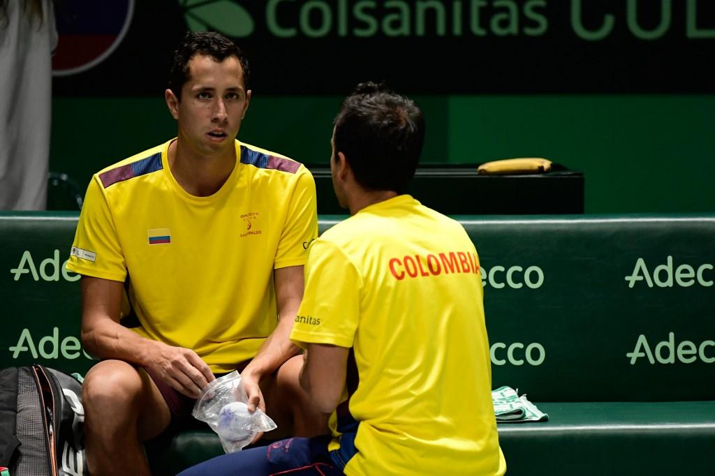 Daniel Galán explicó derrota de Colombia ante Bélgica en Copa Davis - RCN Radio