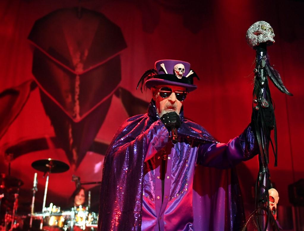 Rob Halford, vocalista de Judas Priest