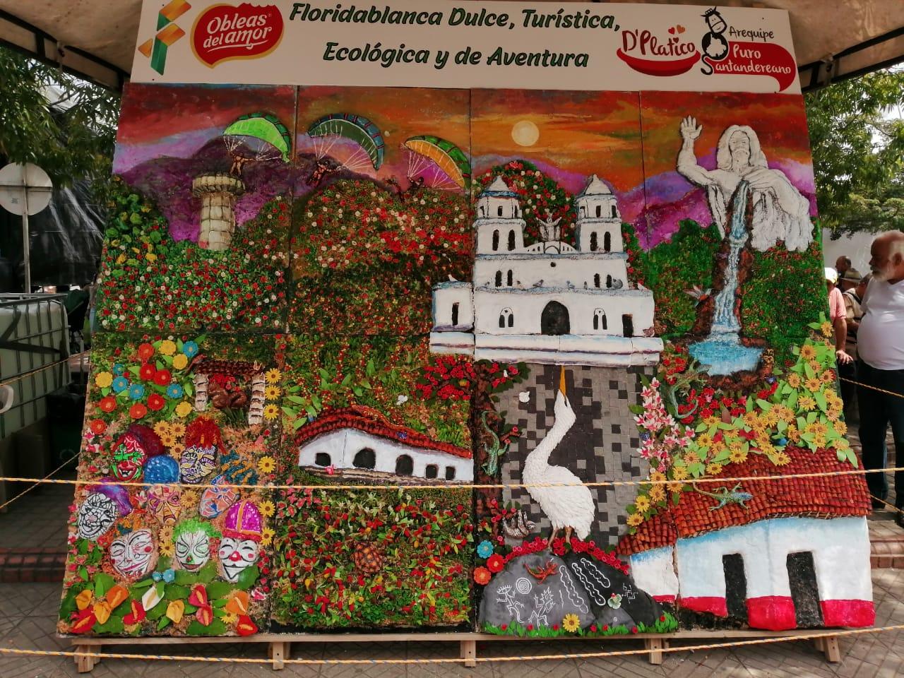 En Floridablanca (Santander) elaboraron el dulce más grande del mundo - RCN Radio