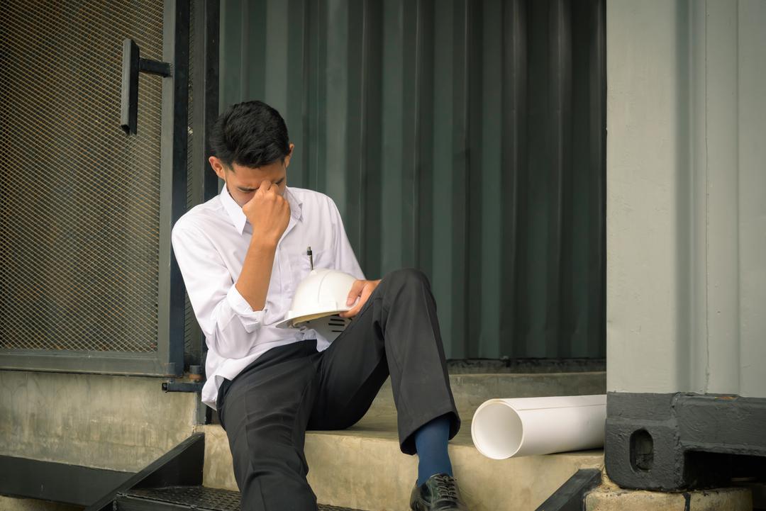 Estrés - Trabajo - Ansiedad - Depresión - Preocupación