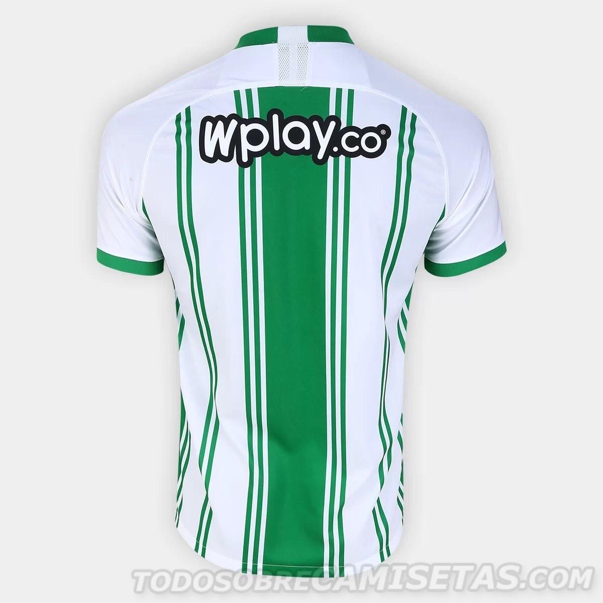 Atlético Nacional camiseta 2020
