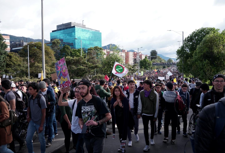 Alcaldía de Bogotá pide a organizadores del paro aplazar marchas   RCN Radio