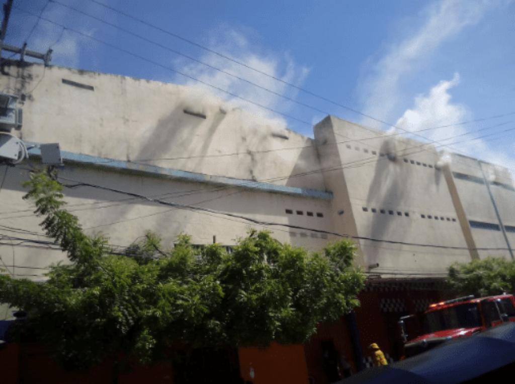 Voraz incendio se presentó en el centro de Barranquilla - RCN Radio