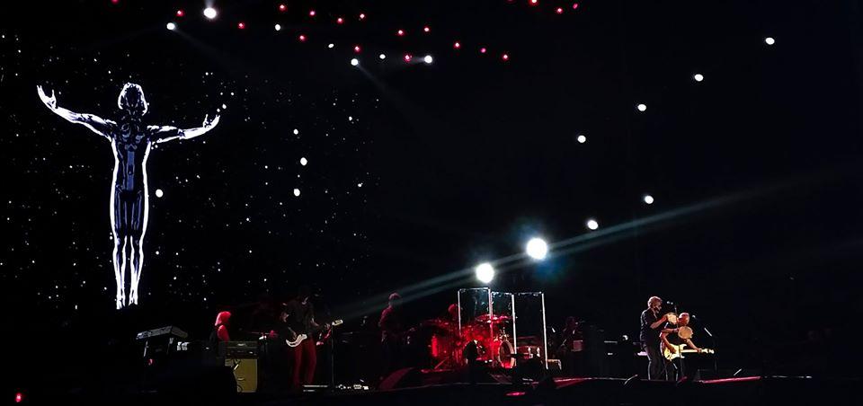 The Who interpreta Sparks (del álbum Tommy) en vivo en Rock in Rio 2017