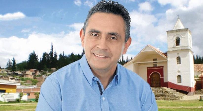 Alcalde electo de Sutatausa