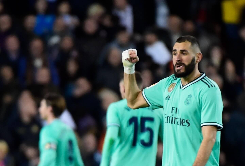 Real Madrid le empata al Valencia sobre la hora | RCN Radio