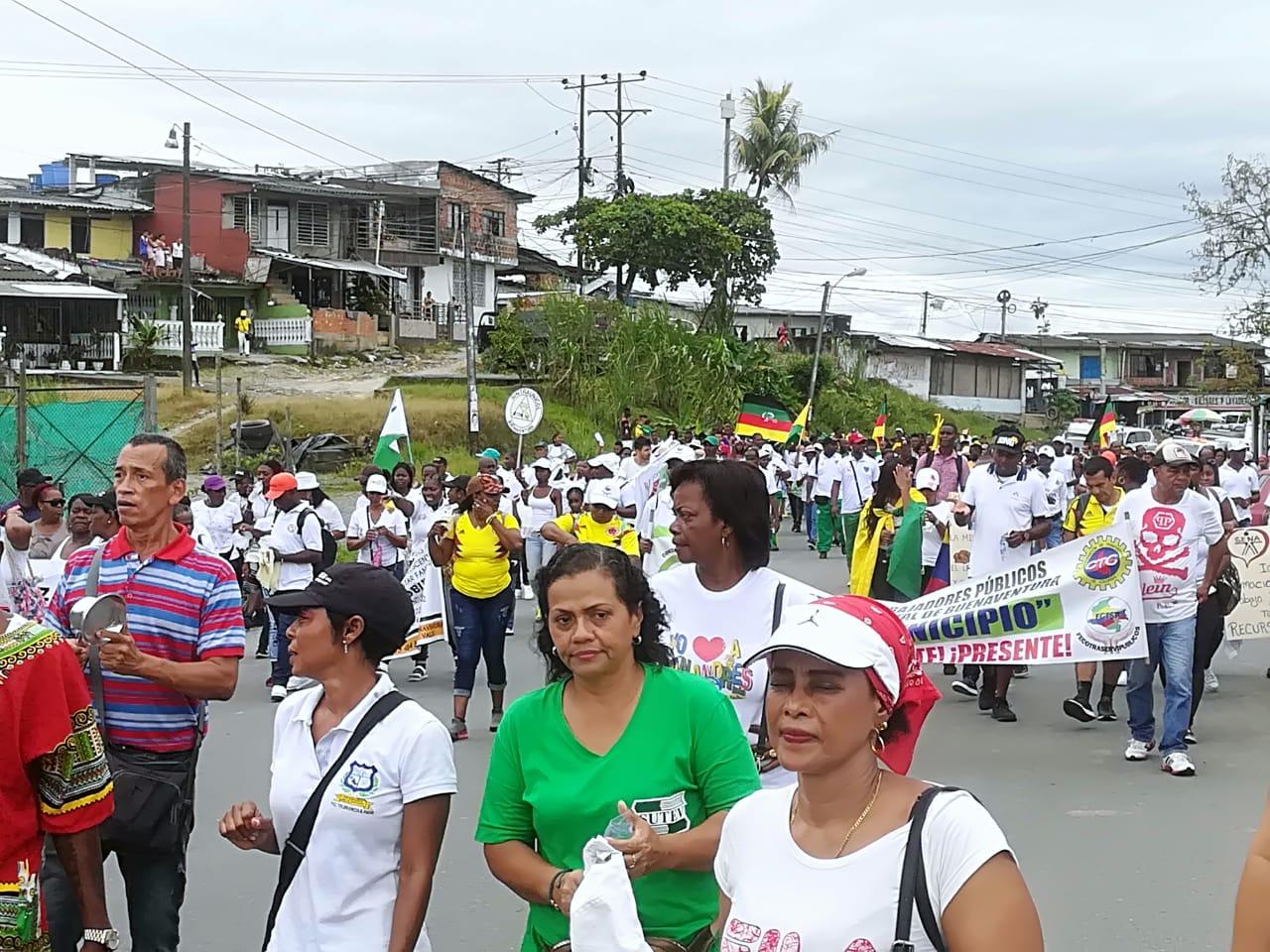 Marchas Buenaventura