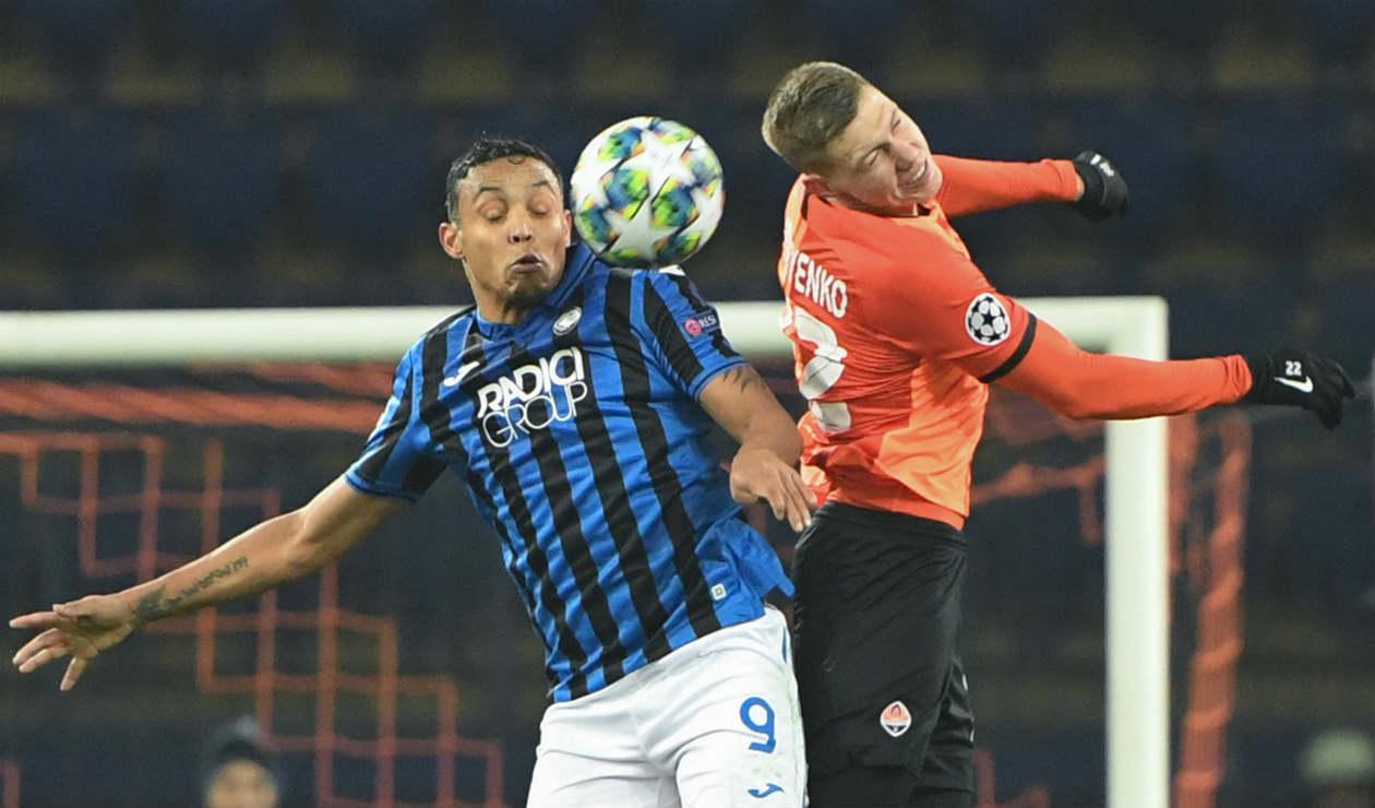 Champions League: Atalanta logró histórica clasificación a octavos | RCN Radio