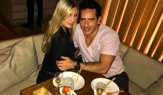 Pedro Palacio y Paula Maya