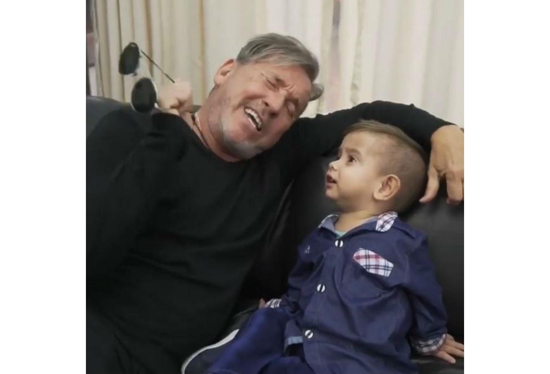 Ricardo Montaner y su conmovedor mensaje por muerte de Brunito   RCN Radio