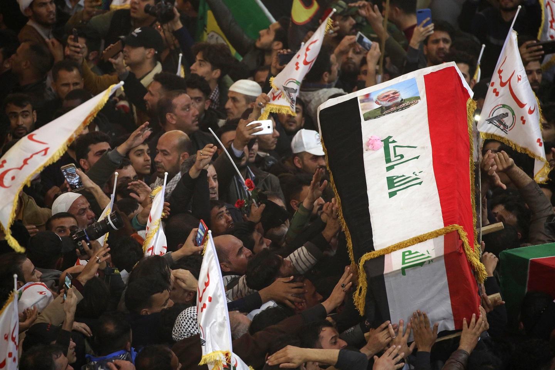 Funeral de Qasim Soleimani