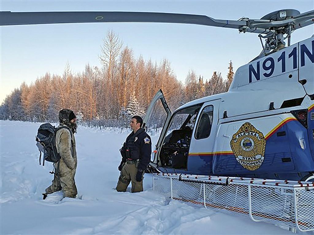 Rescate en Alaska