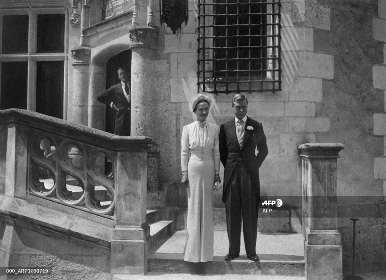 Eduardo VIII y su Wallis Simpson