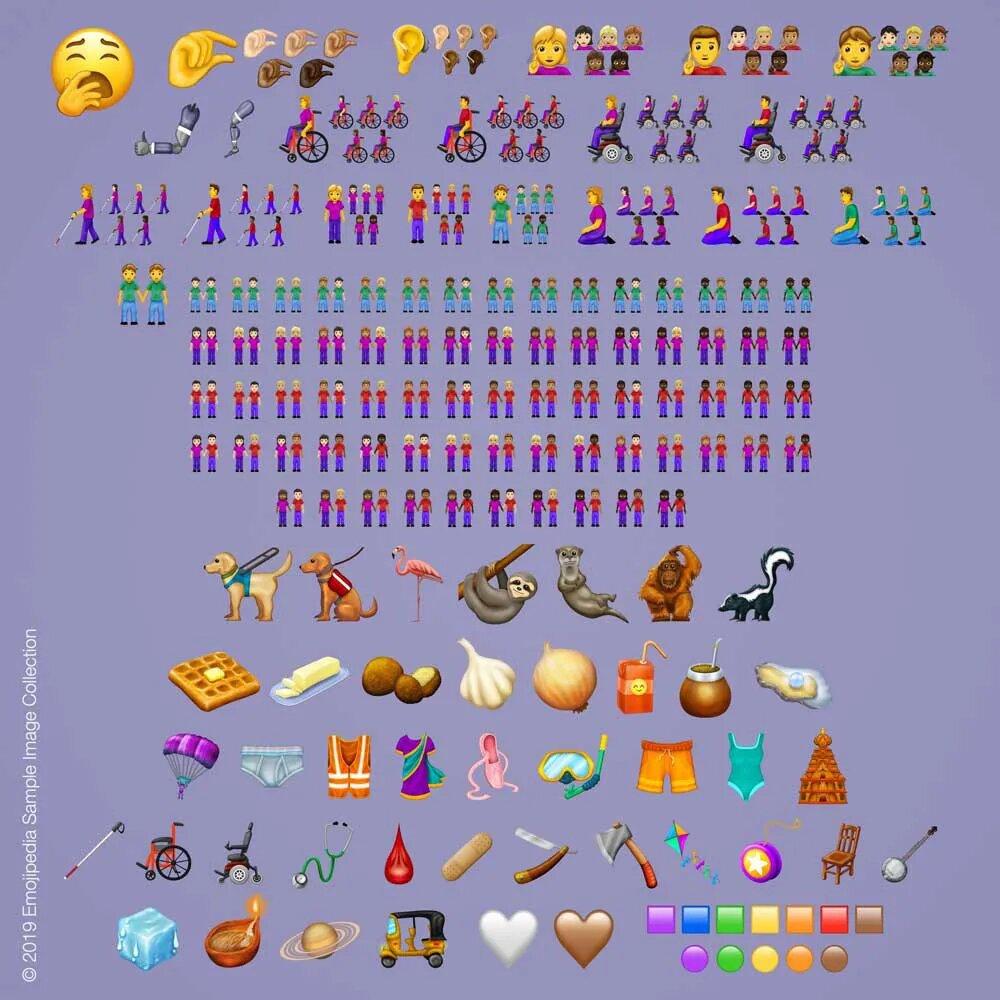 Nuevos emoticones de WhatsApp