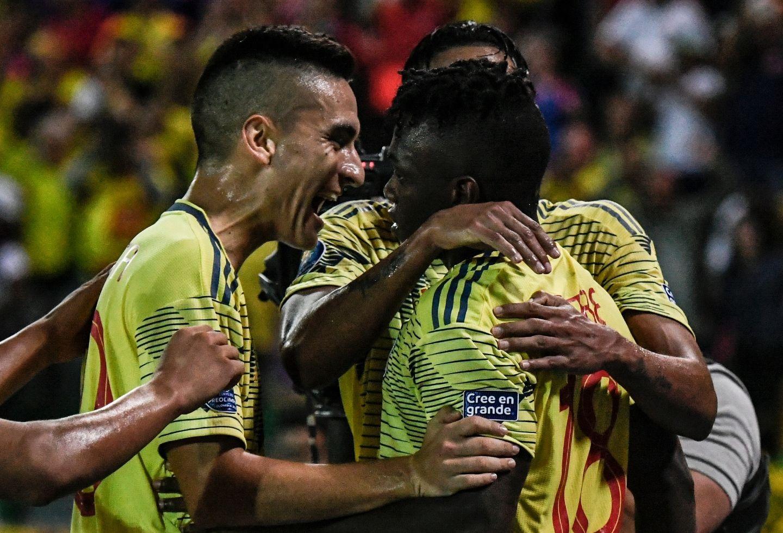 Preolímpico sub 23: Colombia le ganó 4-0 a Ecuador | RCN Radio