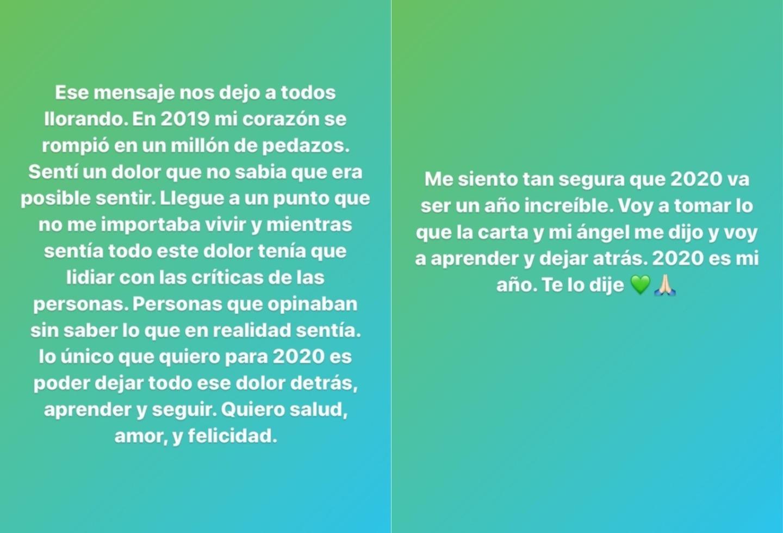 Cartas de Daniela Legarda