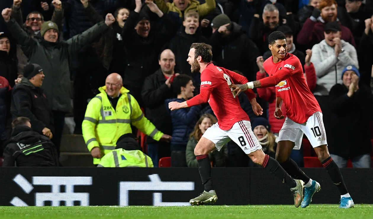 Manchester United avanzó a la cuarta ronda de la Fa Cup | RCN Radio