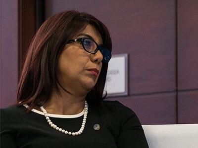 Nidia Rocío Vargas, directora del Departamento del Servicio Civil de Bogotá