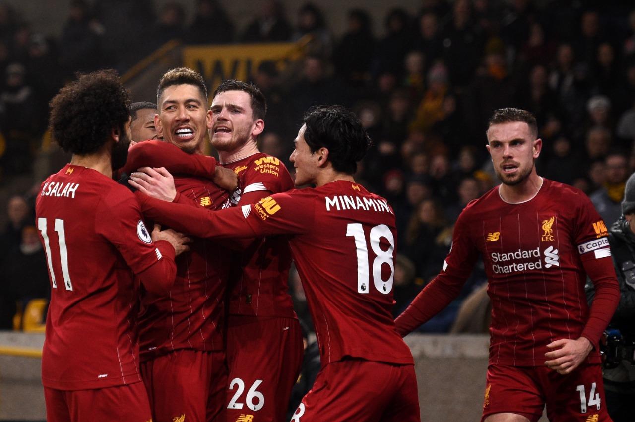 Nueva victoria para Liverpool que allana el camino al título | RCN Radio