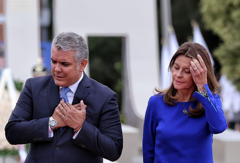 Iván Duque sale en defensa de Marta Lucía Ramírez por caso de hermano | RCN  Radio