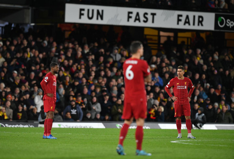 Liverpool cayó goleado ante Watford en la Premier League | RCN Radio